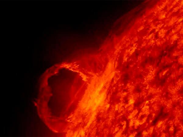 солнце, магнитные бури