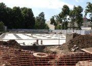 В Краснодаре плоскостной фонтан у «Авроры» перенесут в сквер имени Гатова