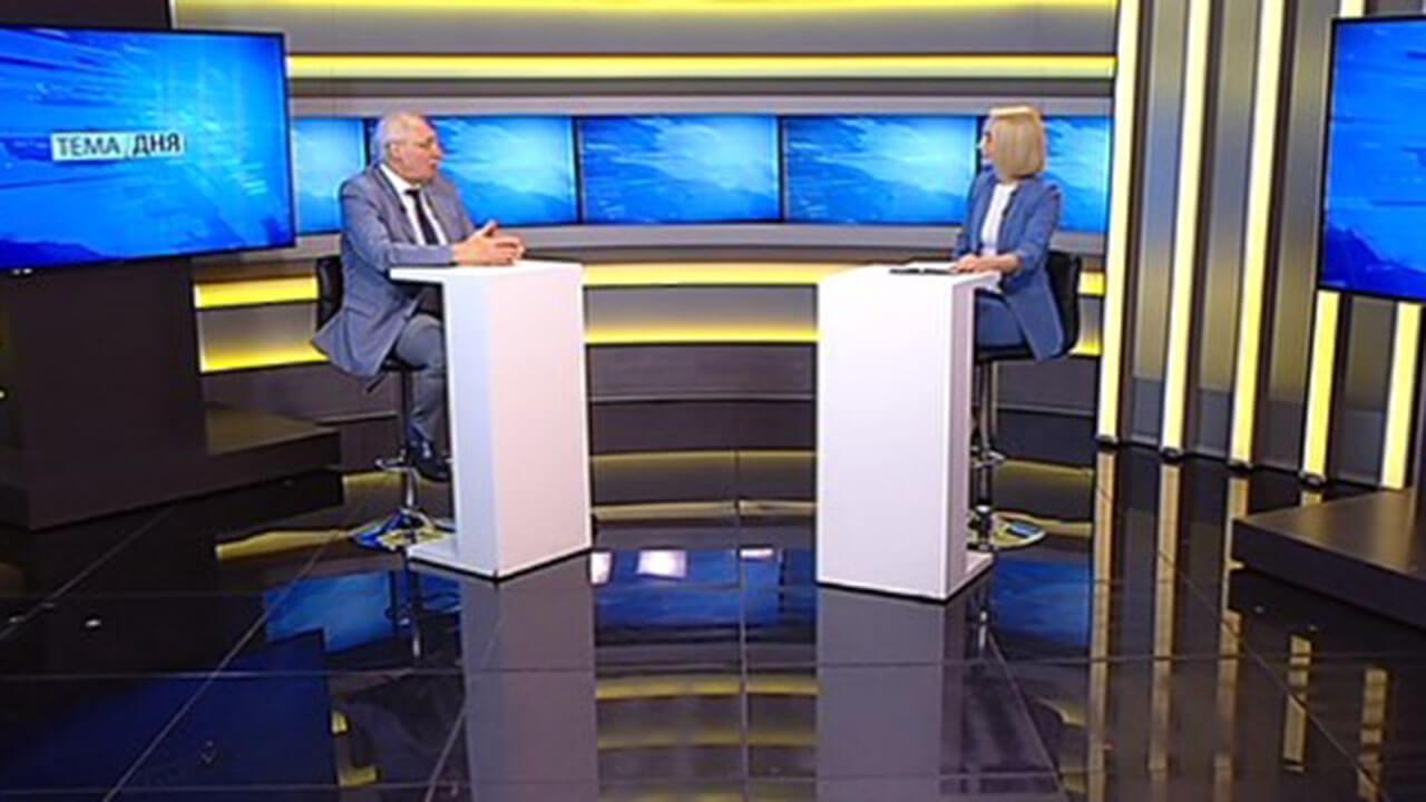 Михаил Чебанов: впервые выпустили в реку взрослых особей осетровых