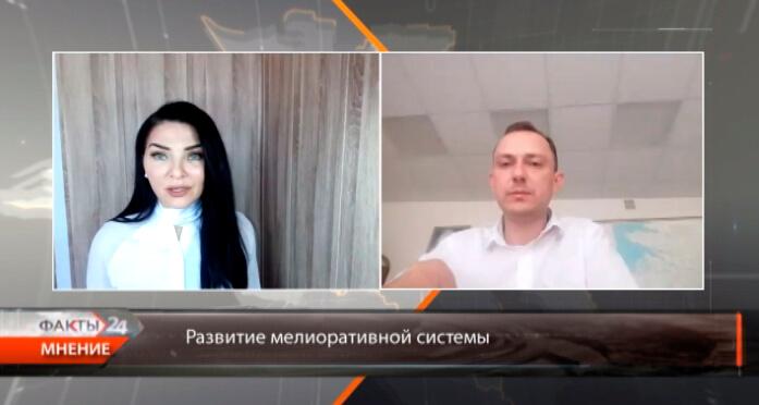 Алексей Кирсанов: в прошлом году ввели более 5 тыс. га мелиоративных земель