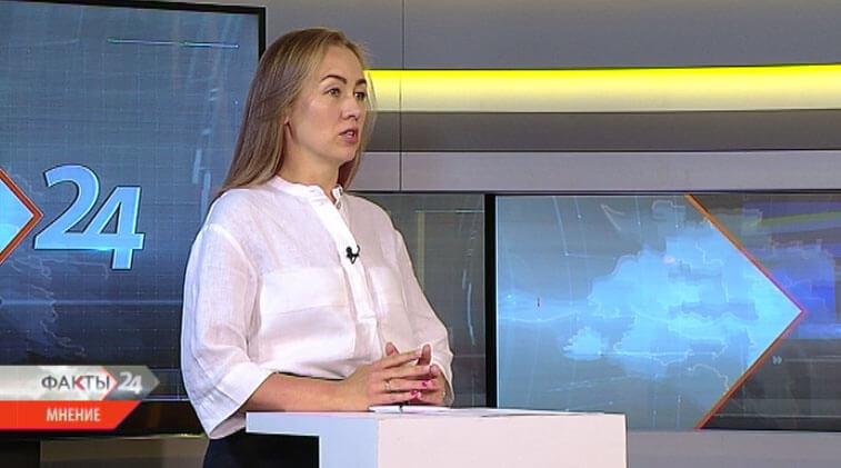 Елена Шутенко: на август планируем онлайн-выставку легкой промышленности