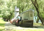 В Краснодаре на затоне отреставрируют подводную лодку
