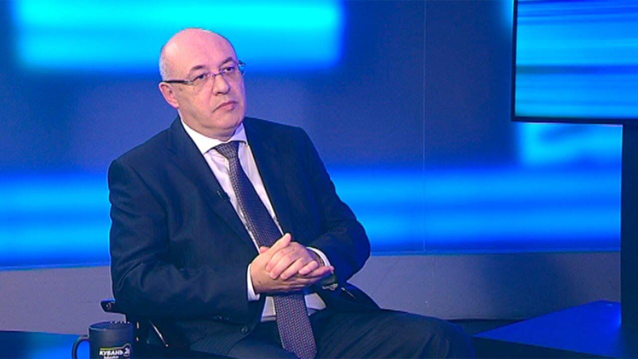 Интервью с руководителем департамента архитектуры края Юрием Рысиным