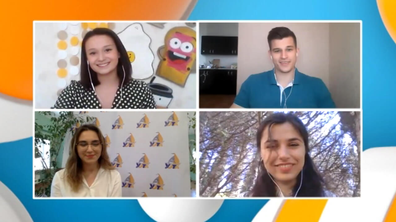 Студентки Александра Юрина и Маргарита Кардашян: к учебе должна лежать душа