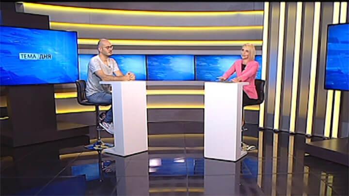 Юрик Шахвердян: рукопожатие грозит целым букетом заболеваний