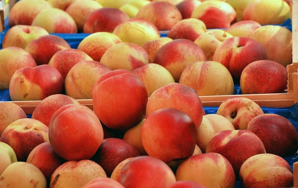 Персики оздоравливают сердечно-сосудистую систему и органы дыхания