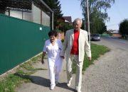 В Лабинске семья Кисленко отметила бриллиантовую свадьбу