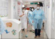 На Кубани заместители министра здравоохраненияпроверили районные больницы