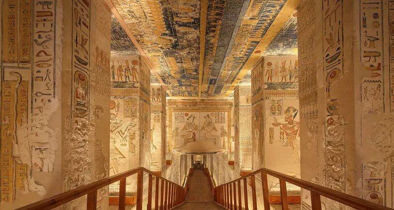 В Сети появился онлайн-переводчик иероглифов Древнего Египта