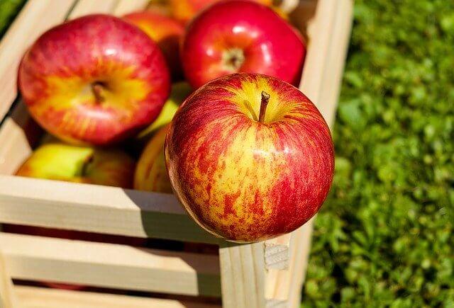 яблоки, риск