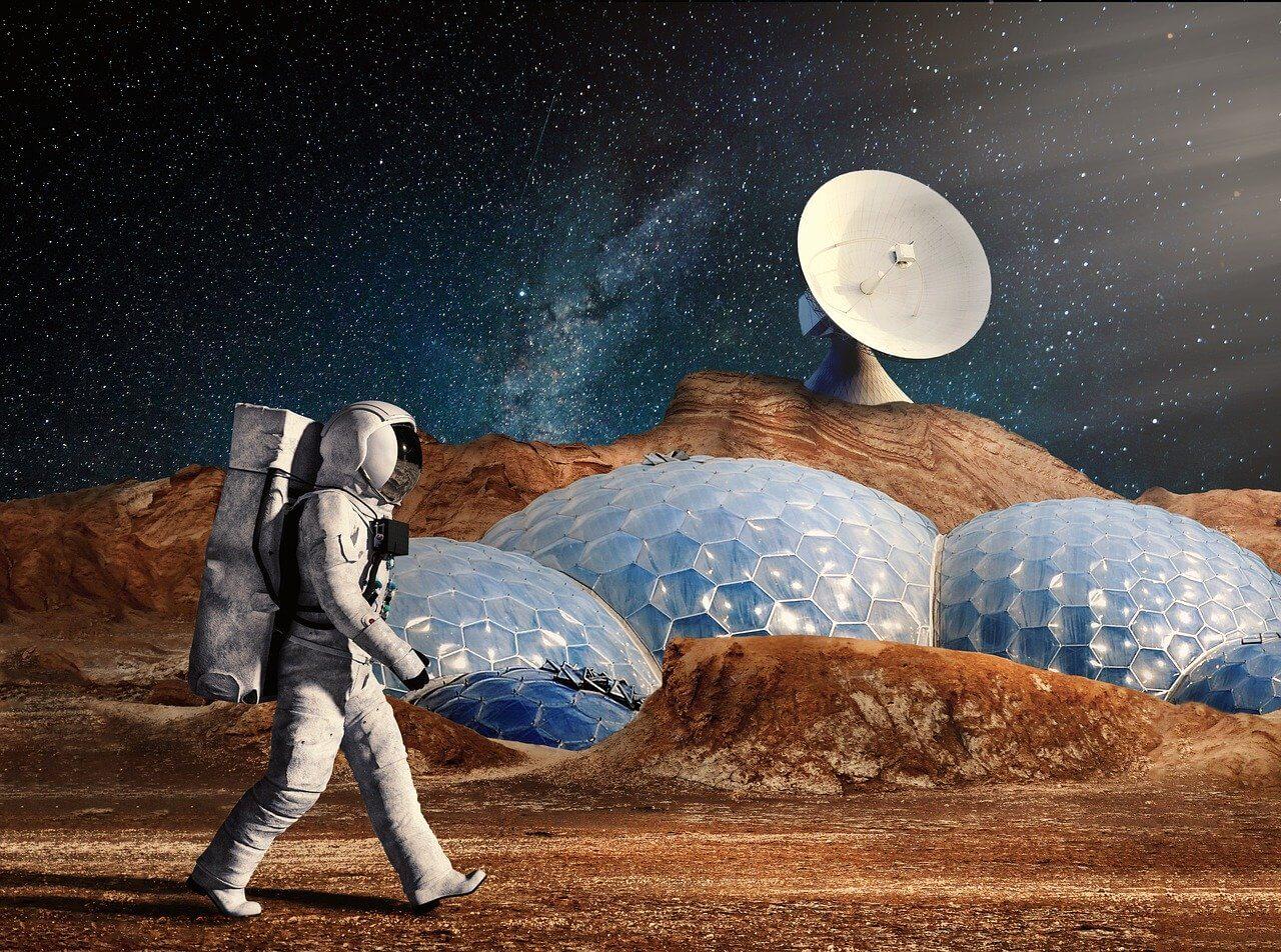 Ученый: для колонизации Марса потребуется чуть больше 100 человек