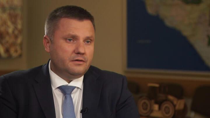 Интервью с министром сельского хозяйства Кубани Федором Дерекой