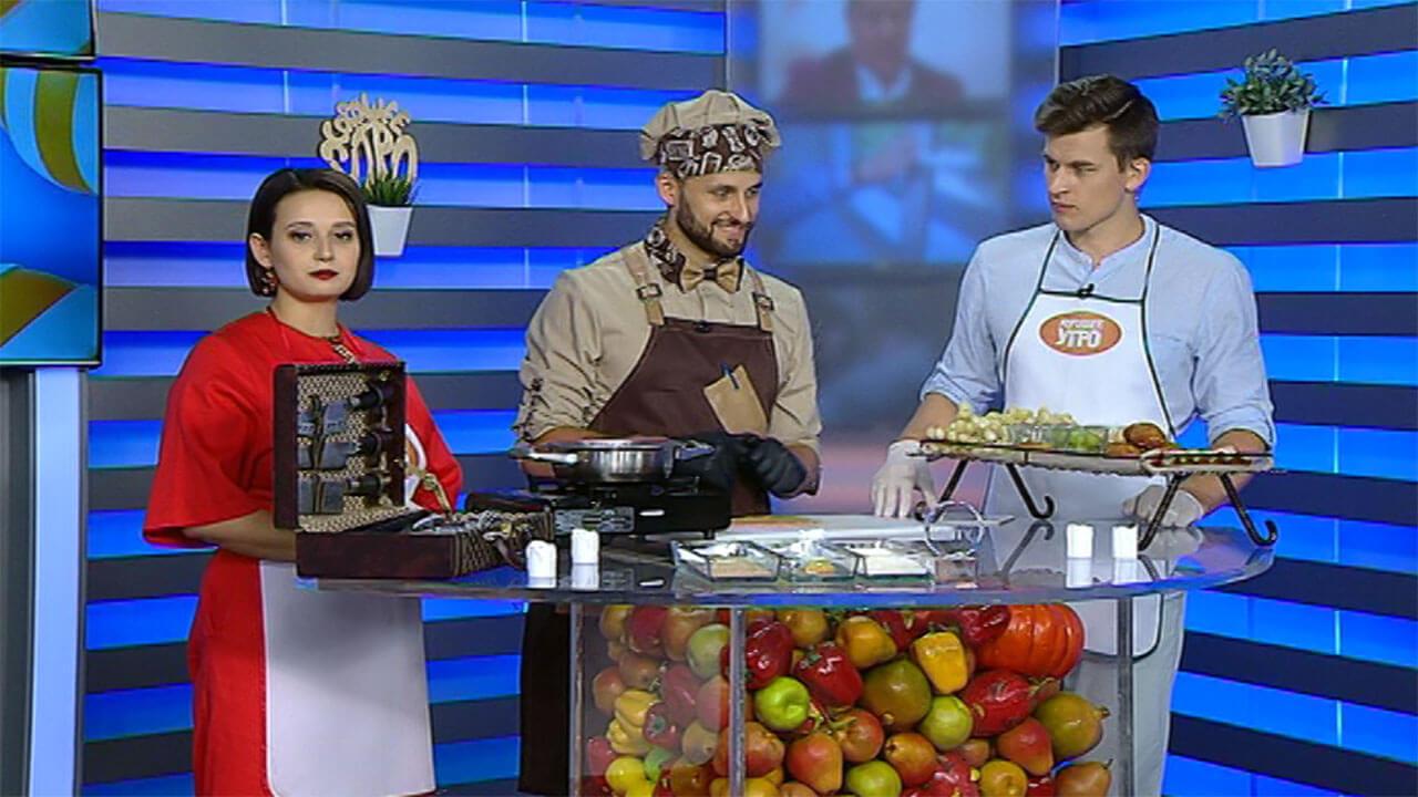 Шеф-повар Григорий Серов: даже самое простое блюдо можно сделать необычным