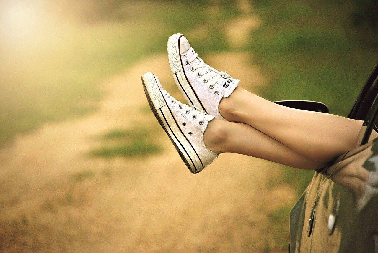 размер ноги, продолжительность жизни