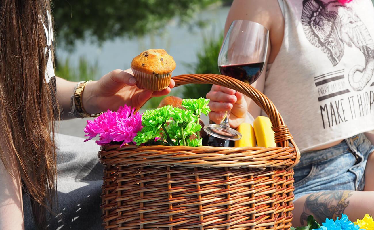 Какие продукты взять на пикник?