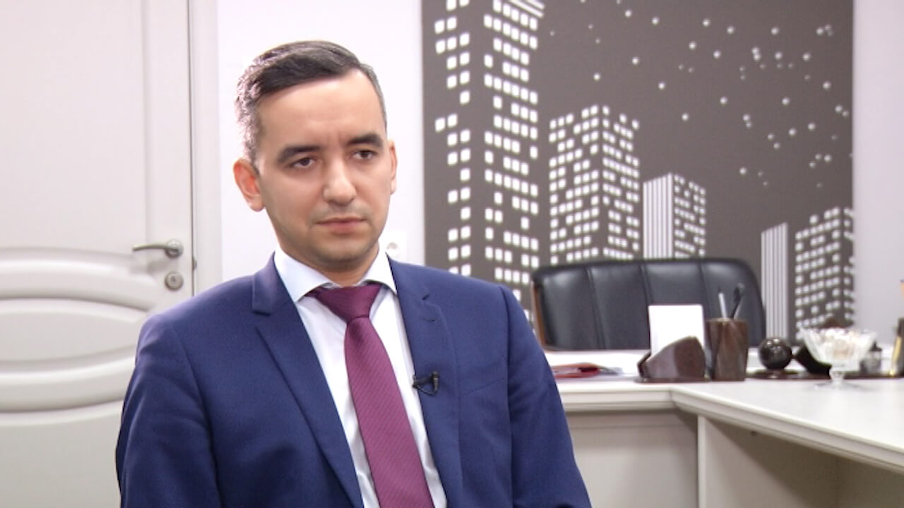 Интервью с министром ТЭК и ЖКХ Кубани Александром Трембицким