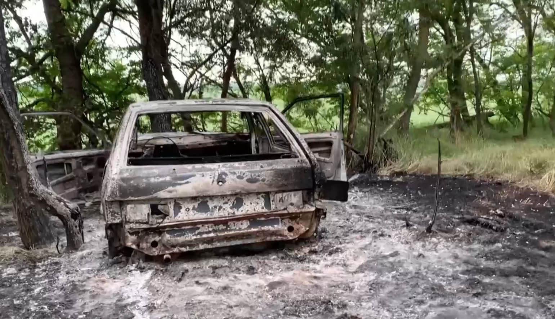 В Лабинском районе задержали двух угонщиков автомобилей