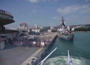 На Кубани отметили День военно-морского флота