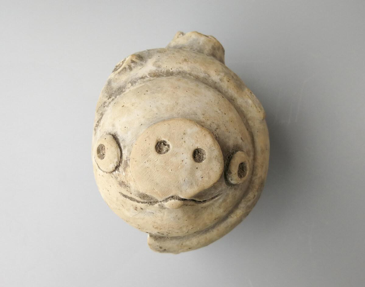 свинья Angry Birds, археологи