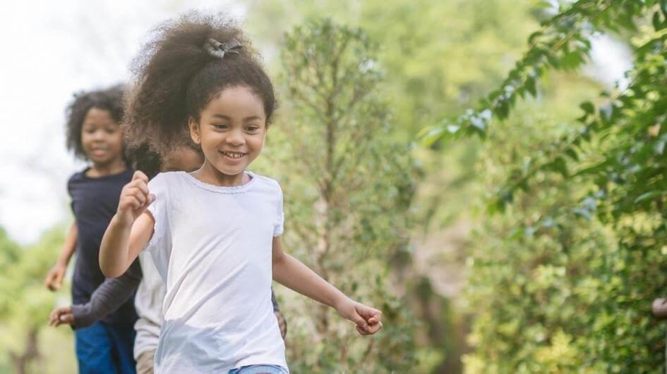 Жизнь вблизи садов и парков способствует интеллектуальному развитию детей