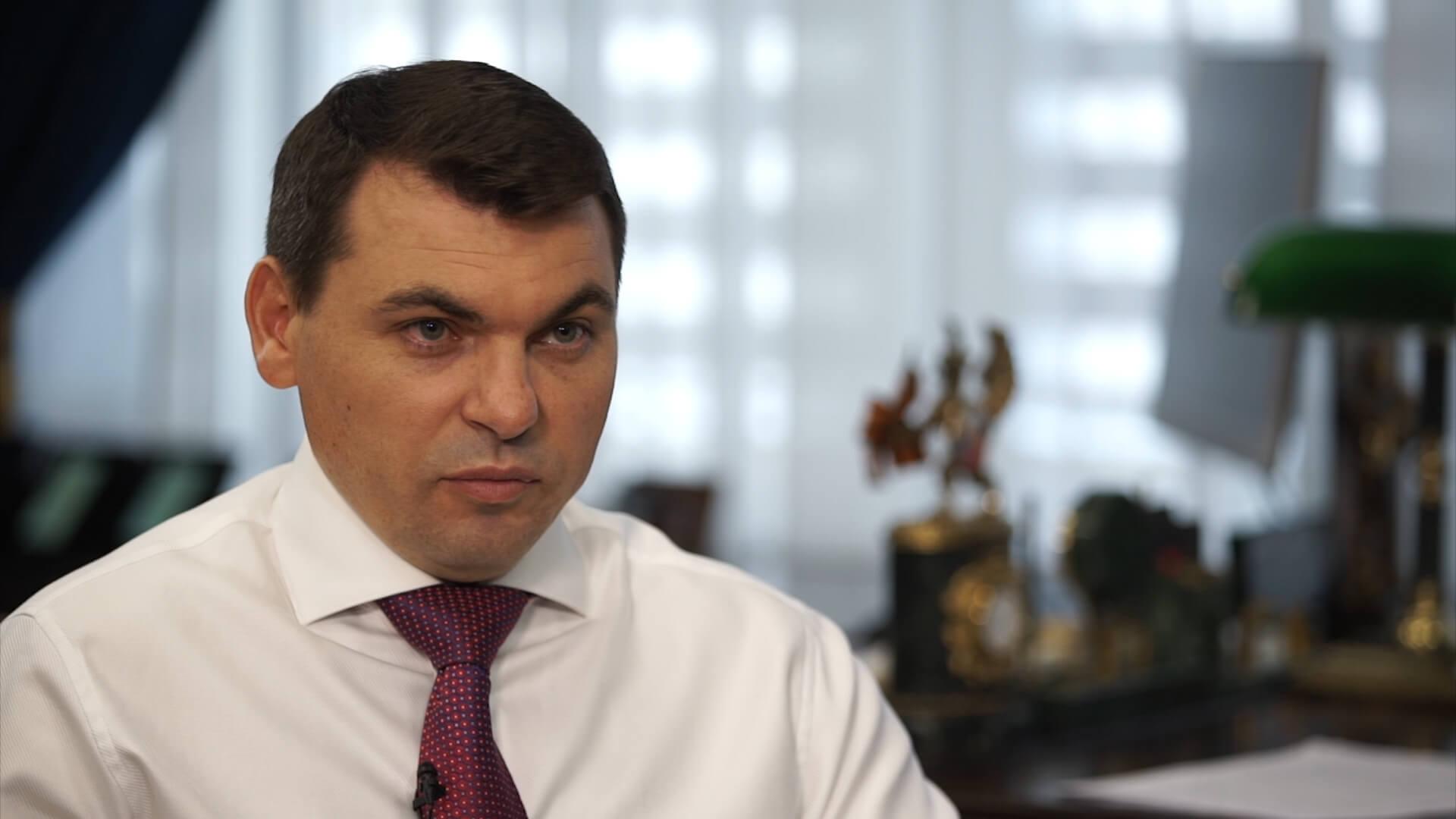 Интервью с министром ГО и ЧС Краснодарского края Сергеем Штриковым