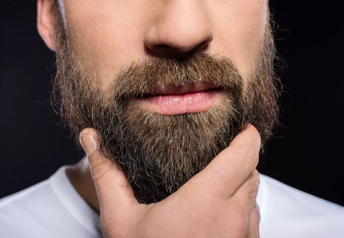 борода, растительность на лице