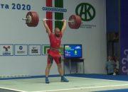 Кубанец Вячеслав Яркин стал чемпионом России по тяжелой атлетике