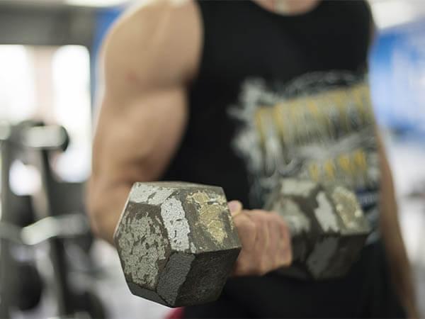 рост мышц, наращивания мышечной массы