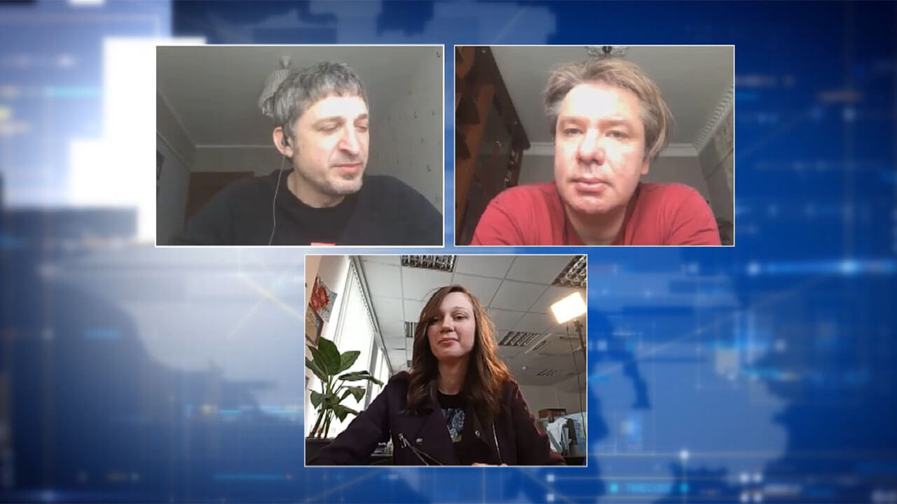 Вокалист группы «Ундервуд» Максим Кучеренко: мы провинциальные мальчики