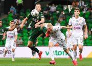 ФК «Краснодар» сыграл вничью с ЦСКА и опустился на 10 строчку в таблице РПЛ