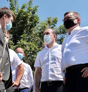 Кондратьев: новые очистные сооружения в Геленджике снизят нагрузку на экологию
