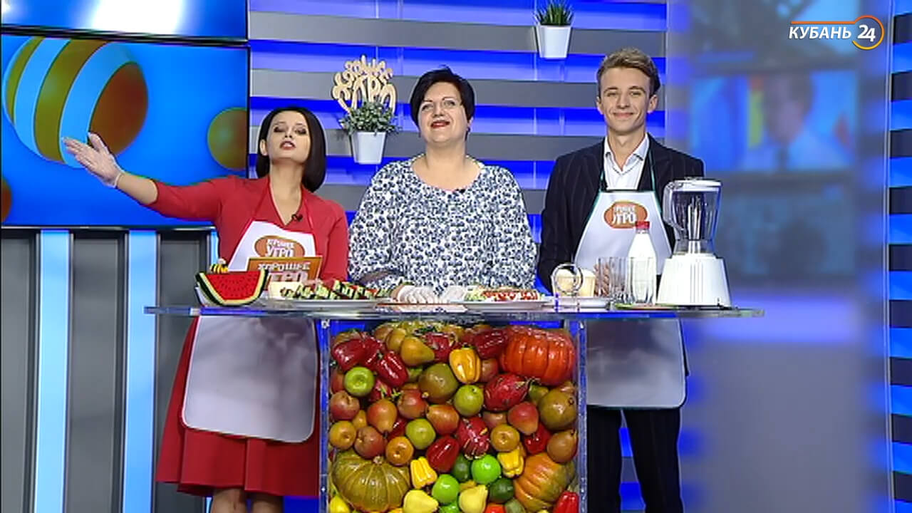 Елена Коваленко: арбуз — это уникальная ягода