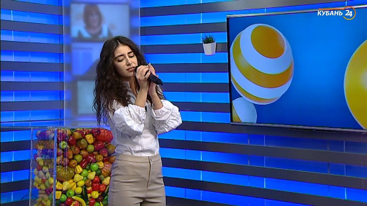 Студентка КубГУ Мария Багдасарян: от «Студенческой» весны я получила море эмоций
