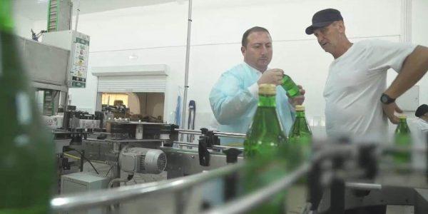 «Бизнес на Кубани». Отрадненская минеральная вода «Аметист»