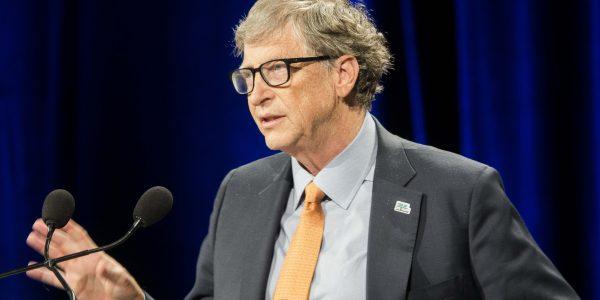 Билл Гейтс, массовая вакцинация
