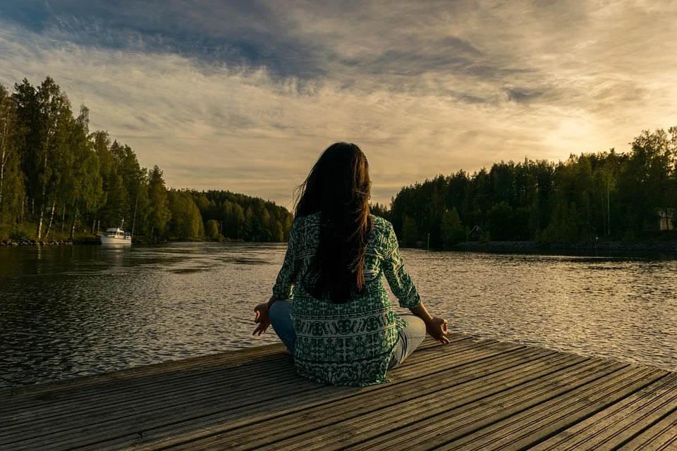 тишина, одиночество