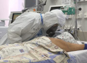 На Кубани свободно 17% мест в клиниках где борются с COVID-19 | «Факты 24»