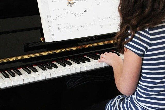 Занятия музыкой
