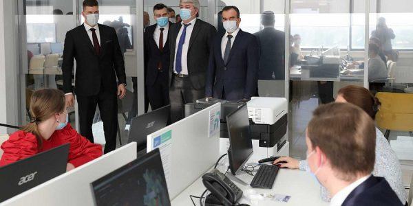 Кондратьев: Центр управления регионом выведет работу власти на новый уровень