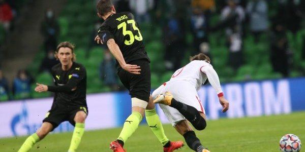Краснодарские врачи оказали экстренную помощь футболисту «Севильи»