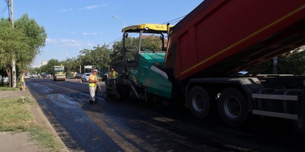 В Краснодаре в 2020 году в рамках нацпроекта отремонтировали почти 86 км дорог
