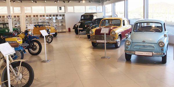 В Новороссийске открыли музей ретро-автомобилей