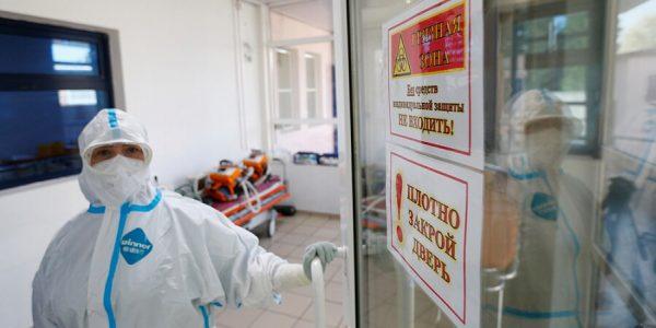 В России 29 ноября за сутки выявили 26 тыс. 683 случаев заражения COVID-19
