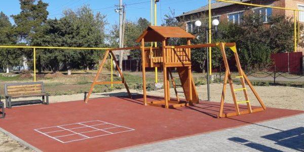 В трех районах Кубани до конца года благоустроят шесть общественных территорий