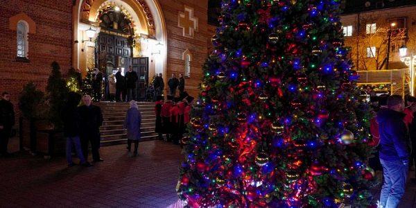 Во время рождественских служб на Кубани усилят меры санитарной безопасности
