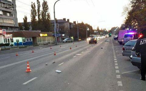 В Новороссийске ранним утром иномарка насмерть сбила женщину