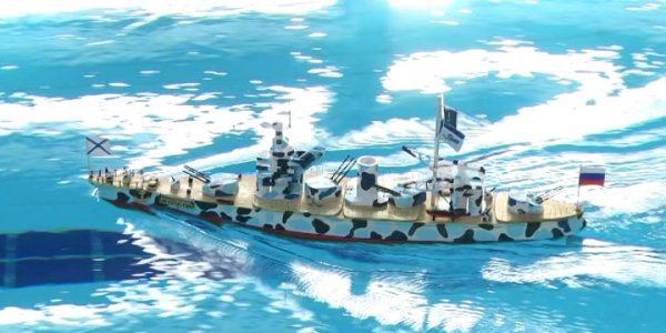 В ВДЦ «Орленок» прошли состязания по кораблестроению
