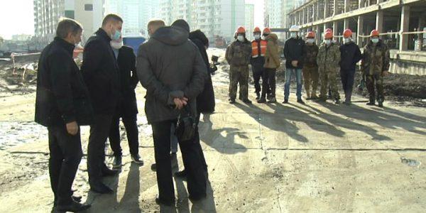 В Краснодаре провели рейд по стройкам в поисках нелегальных мигрантов