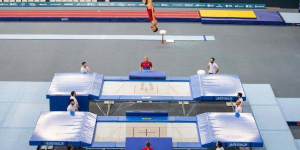 В Сочи 27-29 ноября пройдет чемпионат России по прыжкам на батуте
