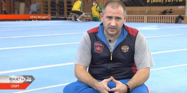 «Факты. Спорт». «Герой недели». Тренер по спортивной акробатике Виталий Шульга